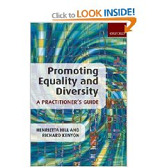 """Promoting Equality and Diversity: A Practitioner""""s Guide"""